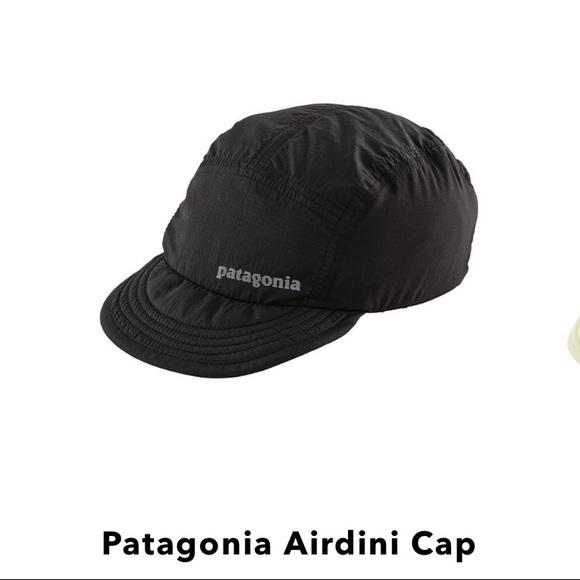 6f285c6bc7e Patagonia airdini Black hat. M 5ba57184a31c333fe636f397
